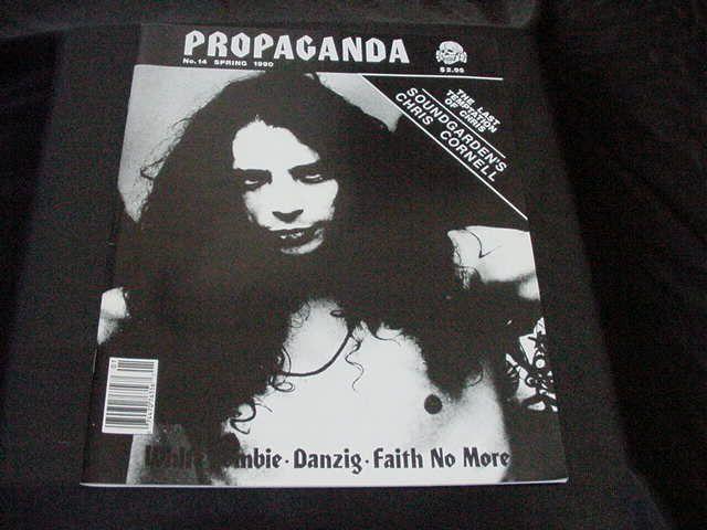 1984 propaganda thesis
