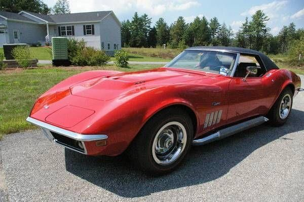 1969 Chevy Corvette Stingray Price - $65,000 Mileage - 110000 Location - , New Hampshire