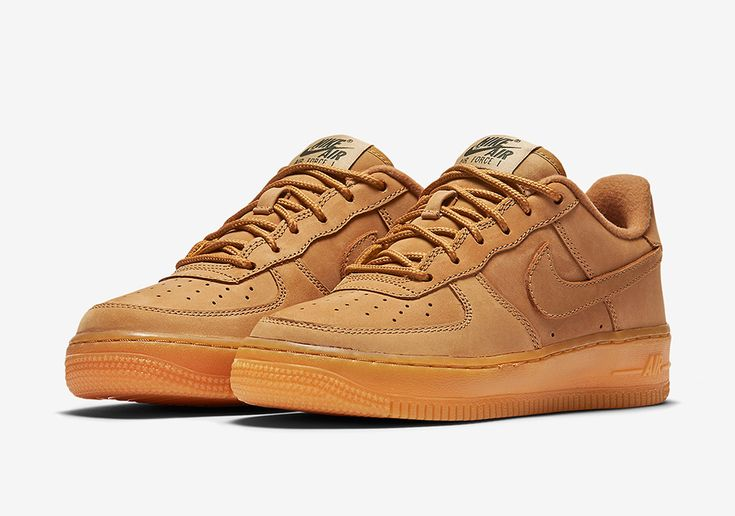 """#sneakers #news  Nike To Release Air Force 1 Low """"Flax"""""""