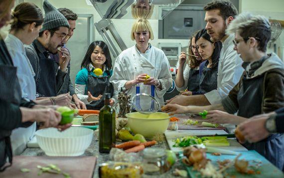 A Pollenzo sale in cattedra la cucina - Piattoforte