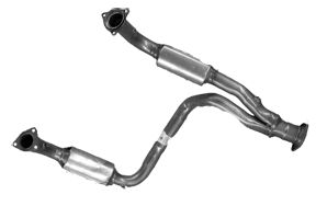 Auto Parts Canada Online Experts in the Auto Parts Industry. - Chevy Sierra Front Y Pipe Catalytic Converter, $397.00 (http://www.autopartscanadaonline.ca/chevy-sierra-front-y-pipe-catalytic-converter/)