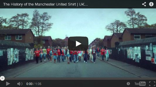 Manchester United präsentiert Trikot mit eigenem Video: 'Glory, glory Man United'