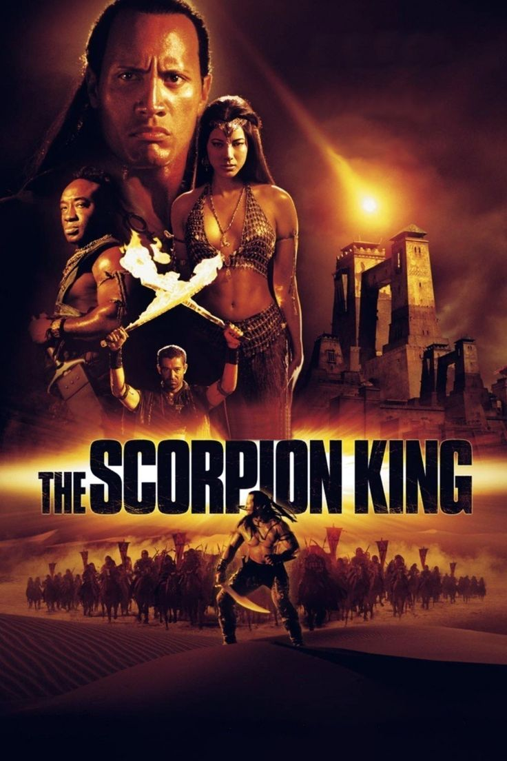 The Scorpion King Full Movie Click Image to Watch The Scorpion King (2002)