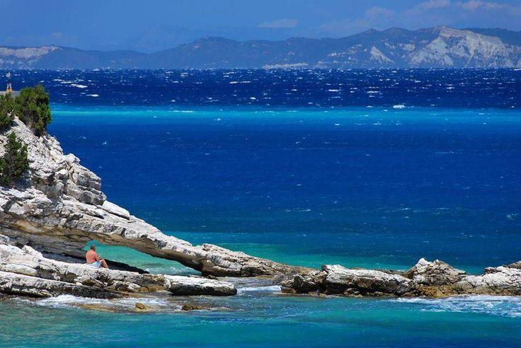GREECE CHANNEL   #Ionian islands, #Paxos, #Greece.