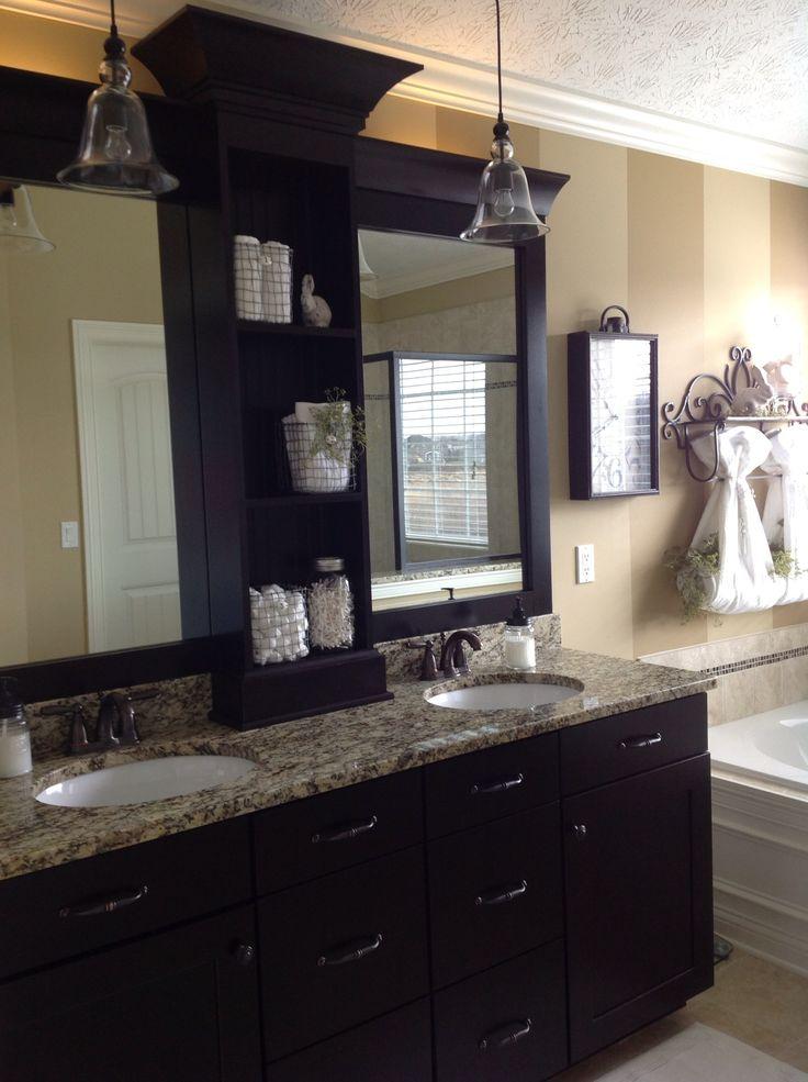 1000 Ideas About Bathroom Mirror Redo On Pinterest Large Bathroom Mirrors Large Bathrooms