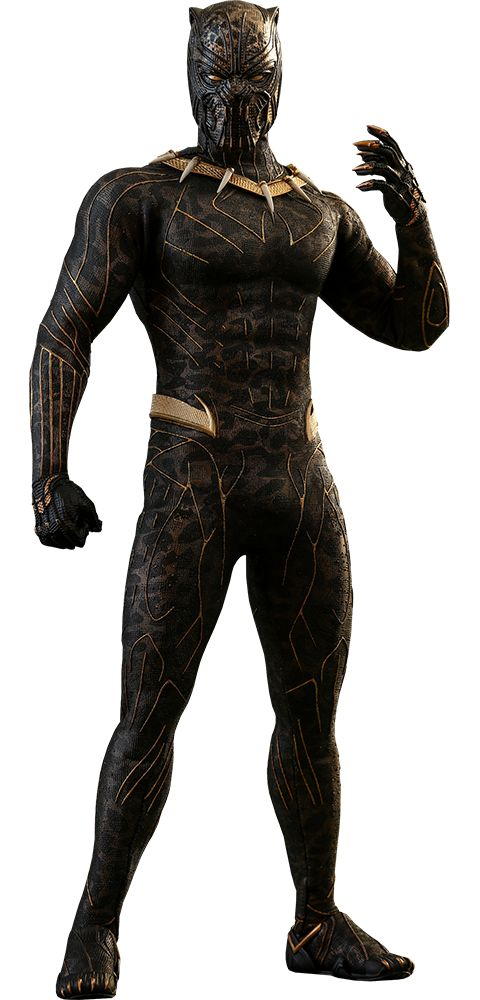 Hot Toys Erik Killmonger black panther Sixth Scale Figure just awesome, to purchase or for my details just click image for more details