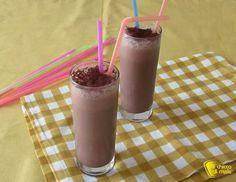 Frappè al cioccolato (ricetta con gelato)