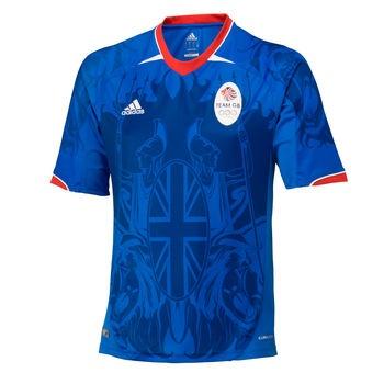 London 2012 - Team GB Football Shirt