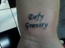wicked musical tattoos - Google Search