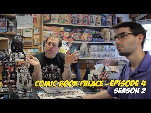 COMIC BITS ONLINE: Comic Book Palace - Episode 4 (Season 2)