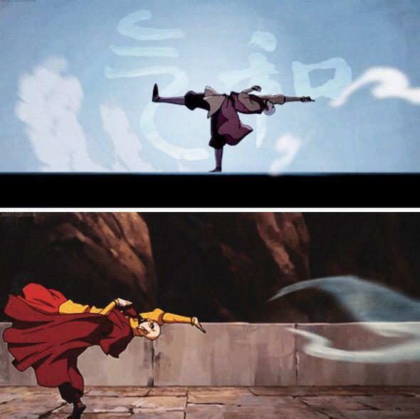 Avatar Fighting Game: Legend Of Korra/ Avatar The Last Airbender: Tenzin Got