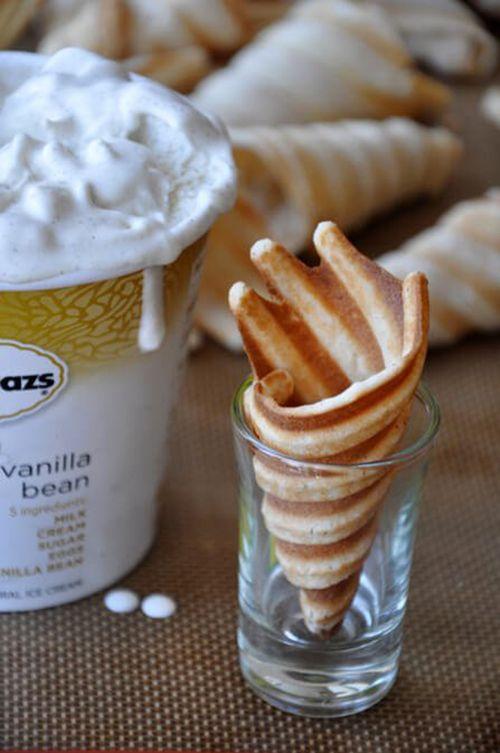domácí kournout na zmrzlinu