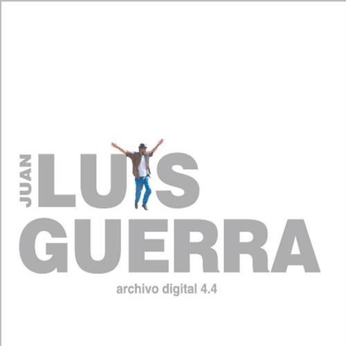 JUAN LUIS GUERRA. Archivo Digital 4.4
