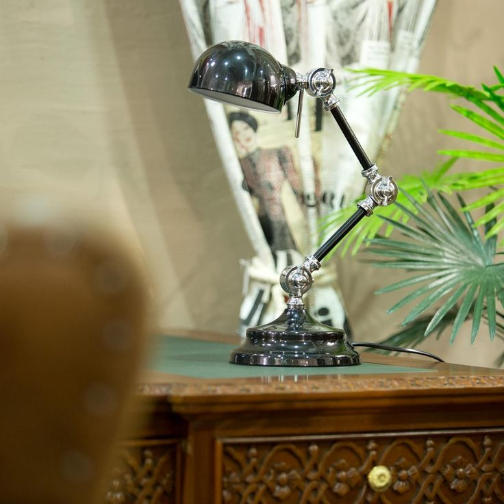 Lampa Willmore wys. 45cm 16x16x45cm #dekoracje #meble #furniture #lamp #lampy #interior #design #decoration #salon #livingroom #home