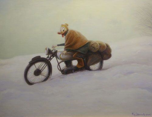 Kaj Stenvall artwork ;) makes me smile.