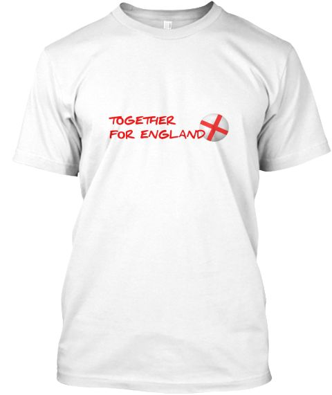 Support our national team on #EURO2016 #england order here!