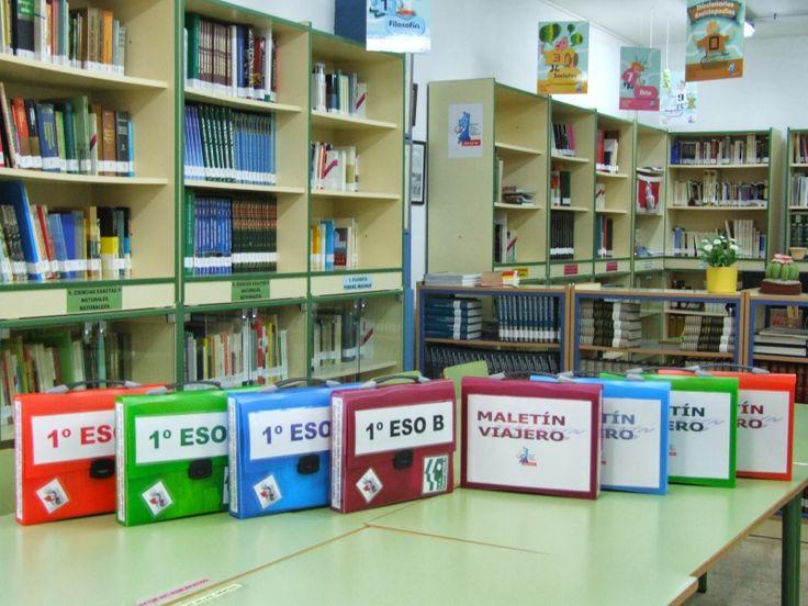 Blog de la biblioteca del IES Nº 1 de Fuengirola.