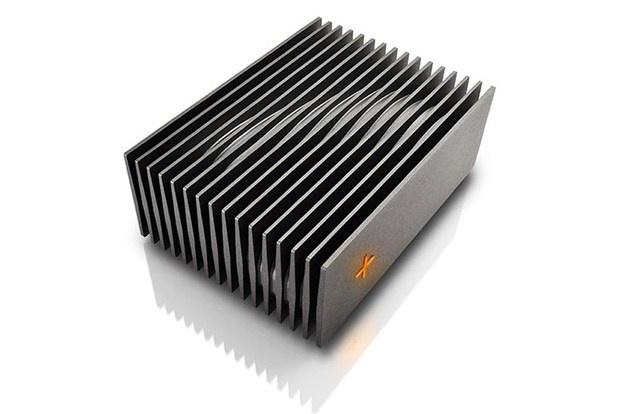 Geleceğe hoş geldiniz! Philippe Starck tasarımı Lacie Blade Runner harici hard disk fütüristik bir teknoloji başyapıtı
