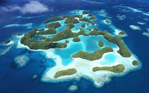 Palau-szigetek, Francia Polinézia