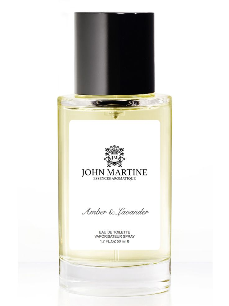 John Martine Essence Aromatique amber & lavander...
