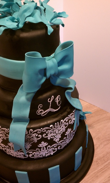 teal wedding cakes pictures best 25 teal wedding cakes ideas on pastel 20788