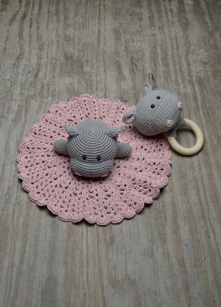 Oda the Hippo BABY - KIT
