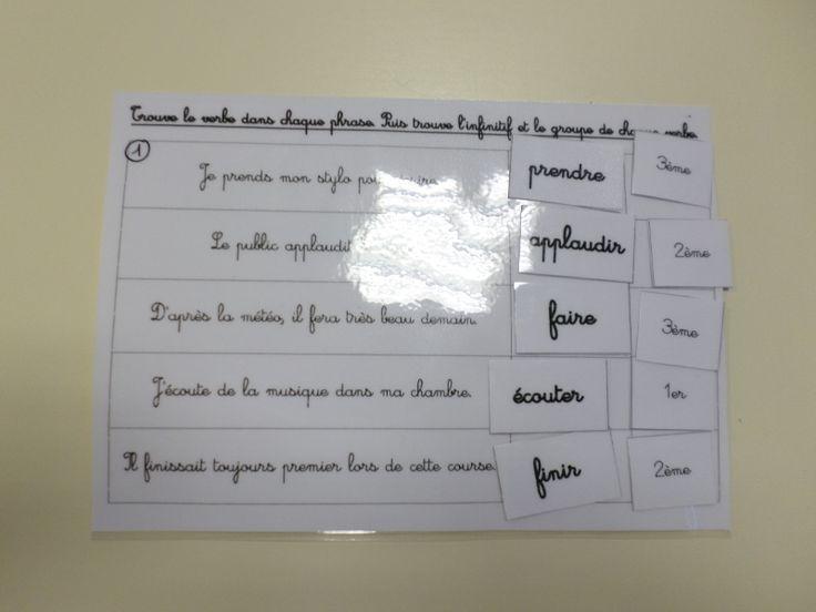 En classe avec Montessori