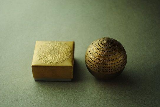 Saori Omomo works - 鋳金作家:大桃洋三/鍛金作家:大桃沙織(旧:平井沙織)ウェブサイト
