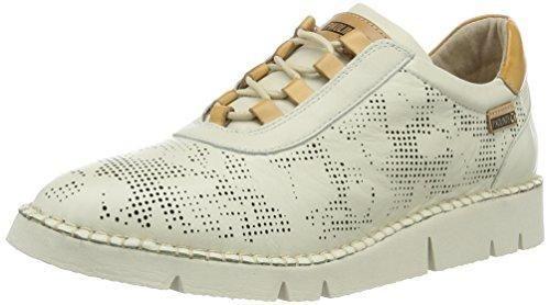 Oferta: 89€. Comprar Ofertas de Pikolinos Vera W4l_v17, Zapatos de Cordones Derby para Mujer, Blanco (Nata), 37 EU barato. ¡Mira las ofertas!