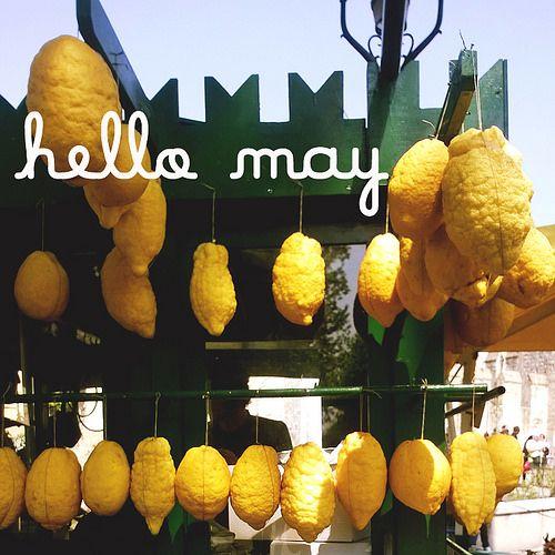 hello may!