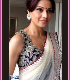 Buy Bollywood Replca Bipasha Basu net Saree net-saree online