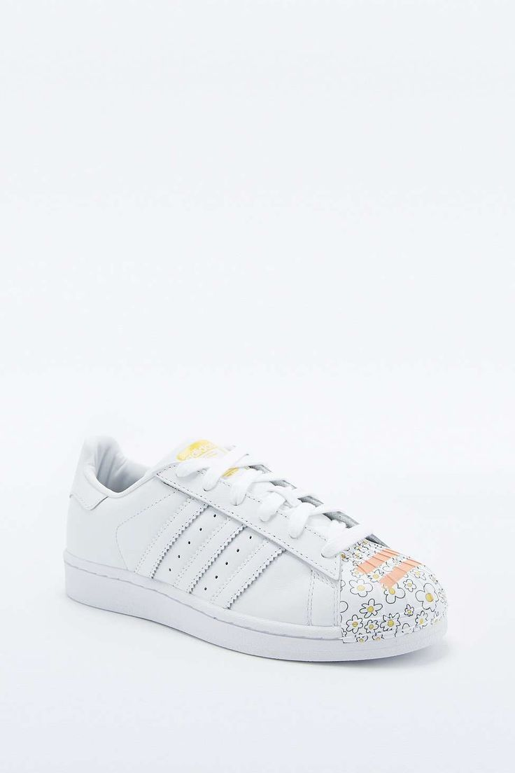 Shop adidas Originals Pharrell Supershell Superstar White Trainers at Urban  Outfitters today.