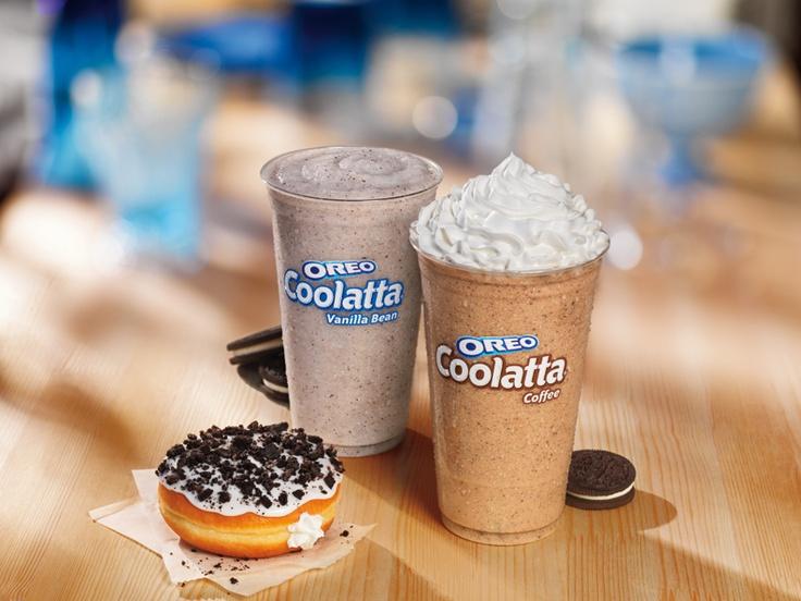 Oreo + Coolatta = amazing!: Dunkin Donuts, Donuts Stuff, Dunkin Doughnut, Amazing Drinks, Refreshing Drinks