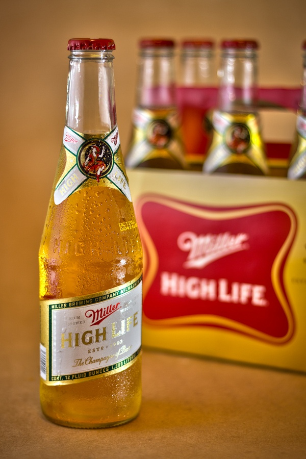14 best images about beer miller high life on pinterest bottle light beer and the high. Black Bedroom Furniture Sets. Home Design Ideas