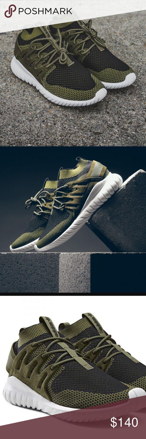 Adidas tubular nova prime knit men Brand new adidas tubular nova prime knit size 12 men Adidas Shoes Sneakers