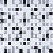Venta caliente impermeable autoadhesivas extraíble baño azulejo de la pared de vinilo