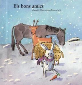 """L'Hora del conte: """"Els bons amics"""" Biblioteca Josep Roig i Raventós 14.02.2014"""