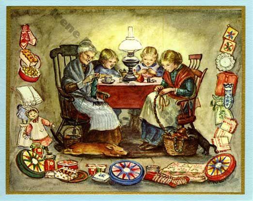 Tasha Tudor christmas gifts