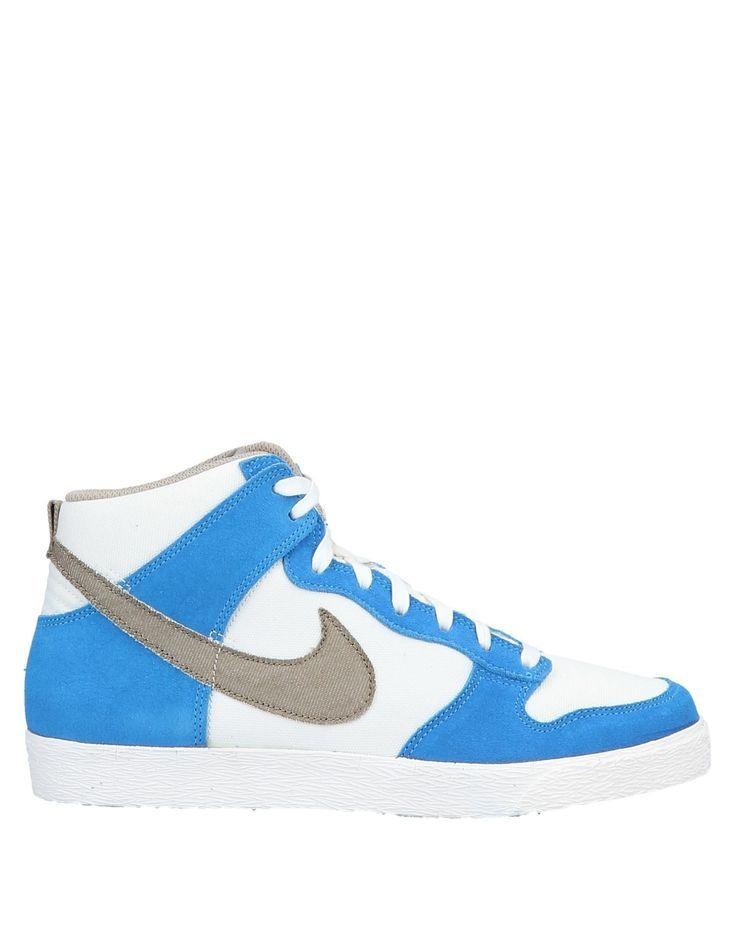 Yoox NIKE Herren High Sneakers & Tennisschuhe7 blau