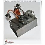 Metalowa figurka na prezent Technik Dentysta _ Polski producent Hand Made