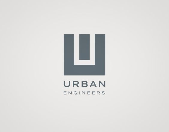 Urban engineers logo on behance fivestar branding for Interior design branding agency