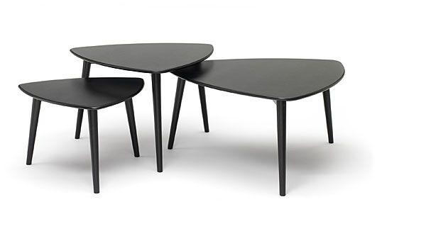 Yngve side table in three sizes by Marit Stigsdotter / Stolab.