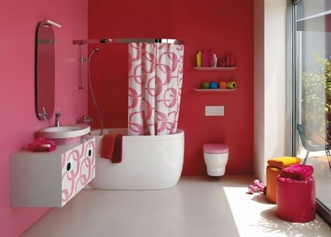 Bathroom Decor For Kids Bathroom Decor Is Sure Fun Attractive Decorating Concept For Girls Bathroom Ideas For Girls Bathroom Ideas