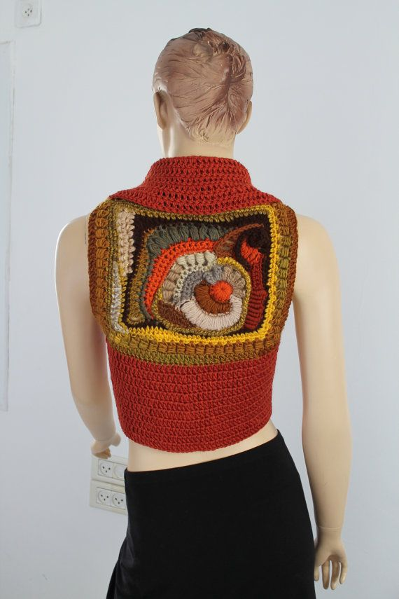 Hey, I found this really awesome Etsy listing at https://www.etsy.com/listing/182544542/freeform-crochet-pixie-jacket-vest