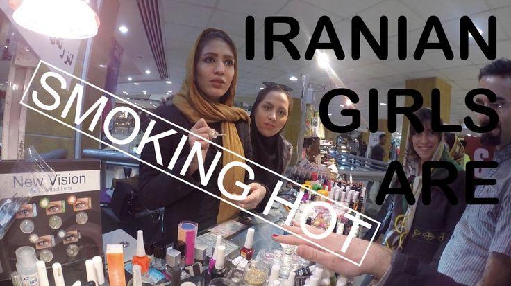 EP#32 IRANIAN GIRLS ARE SMOKING HOT   ÍRÁNSKÉ HOLKY JSOU SUPER SEXY