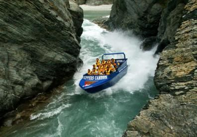 Queenstown Adventure Activities – Queenstown Bungy, Jet Boat ...