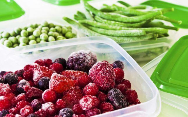 Cât de sănătoase sunt legumele congelate