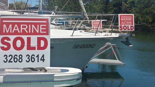 Marine Auction Online Auction At Runaway Bay Marina
