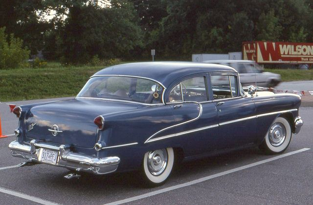 1955 Oldsmobile 88 4-Door Sedan