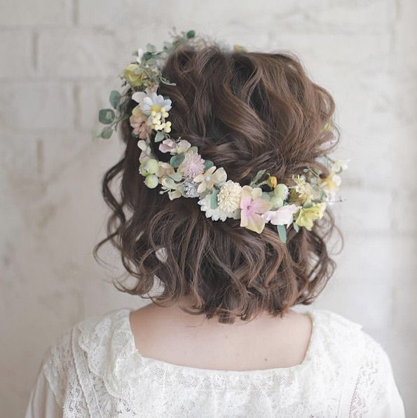 42 Wedding Trends for Short Hair This Season